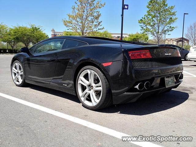 lamborghini gallardo spotted in murfreesboro tennessee on 04 24 2014. Black Bedroom Furniture Sets. Home Design Ideas