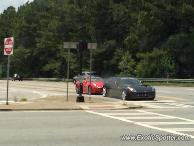 Ferrari FF spotted in Marietta, Georgia