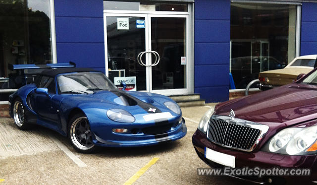 Marcos Mantis spotted in London, United Kingdom