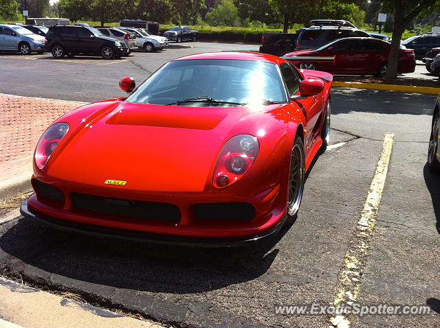 Noble M12 GTO 3R spotted in Littleton, Colorado