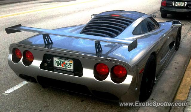 Mosler MT900 spotted in Fort Lauderdale, Florida
