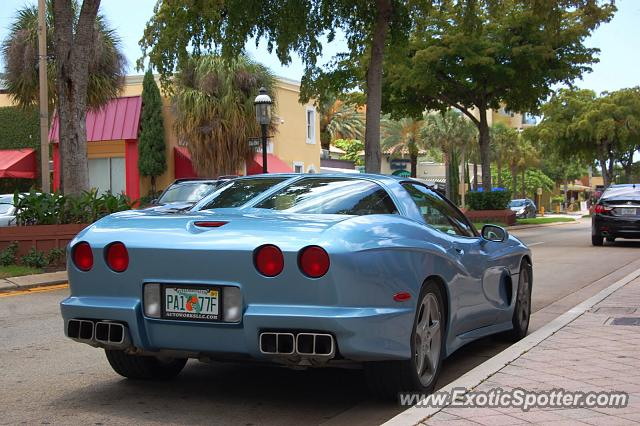 Callaway C12 spotted in Fort Lauderdale, Florida
