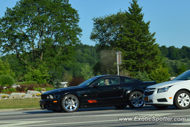 Saleen S281 spotted in Victor, New York