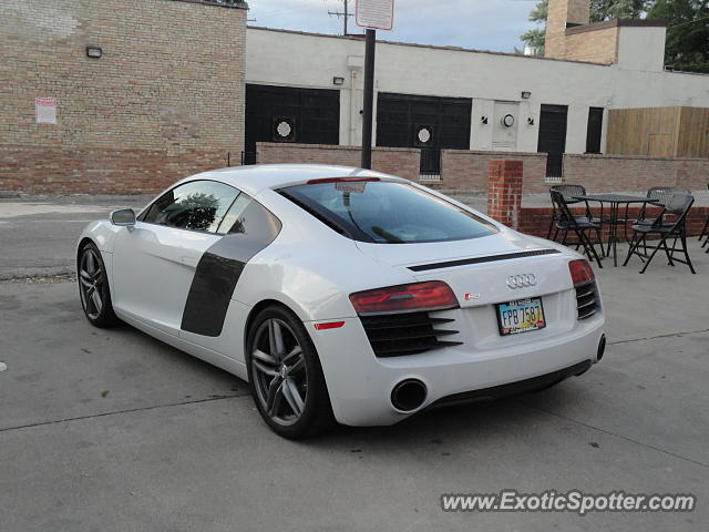 Audi R8 Spotted In Columbus Ohio On 07 08 2014