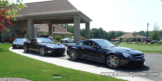 Mercedes sl 65 amg spotted in westlake ohio on 07 12 2014 for Mercedes benz westlake