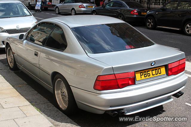 BMW Ci Spotted In London United Kingdom On - 840 bmw 2014