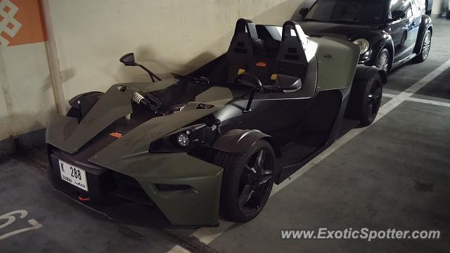 KTM X-Bow spotted in Dubai, United Arab Emirates