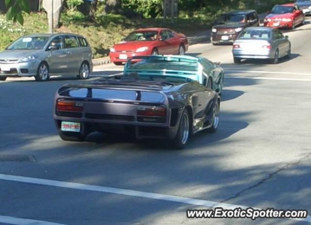 Vector M12 spotted in Carmel, California