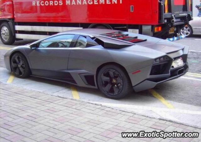 lamborghini reventon spotted in hongkong china on 08 25 2008 photo 2. Black Bedroom Furniture Sets. Home Design Ideas