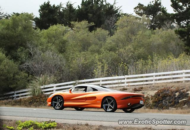 Vision SZR spotted in Carmel Valley, California