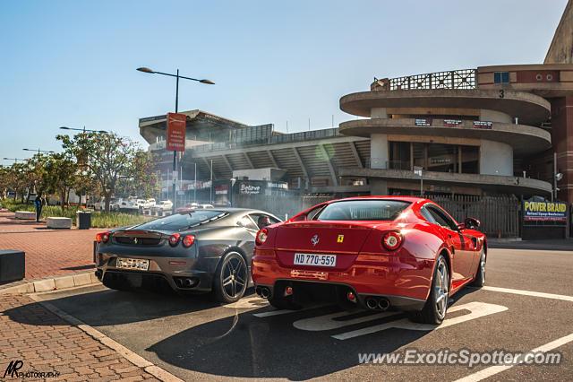 Car Hire Ferrari Durban