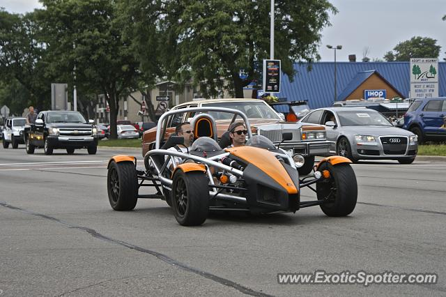 Ariel Atom spotted in Detroit, Michigan