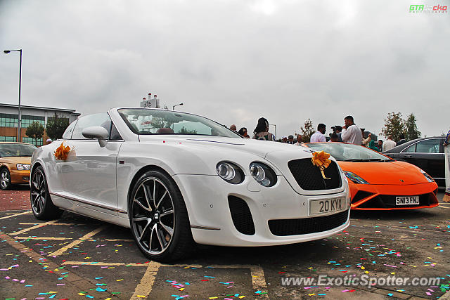Bradford United Kingdom  city photo : Bentley Continental spotted in Bradford, United Kingdom on 09/13/2014