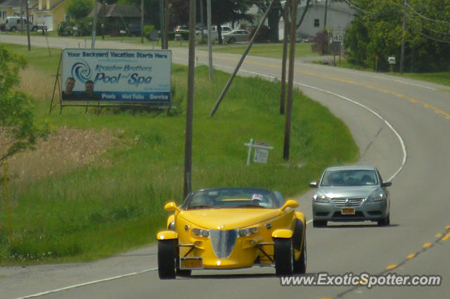 Plymouth Prowler spotted in Canandaguia, New York