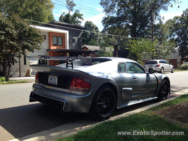Noble M400 spotted in Charlotte, North Carolina