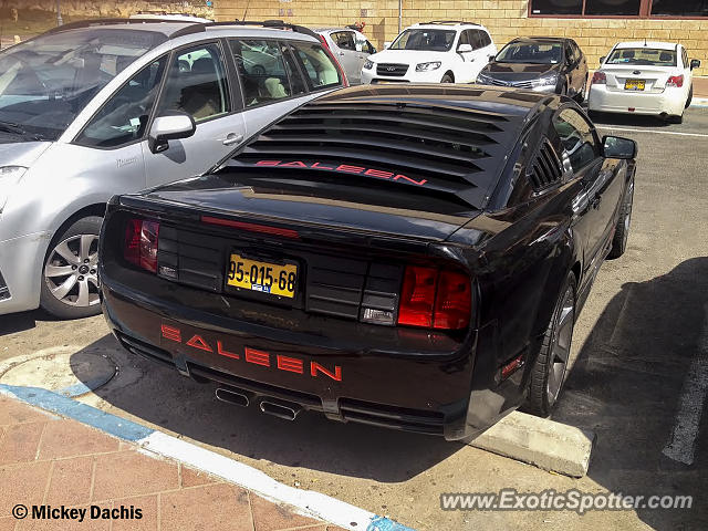 Saleen S281 spotted in Herzliya, Israel