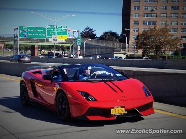 Lamborghini Gallardo Spotted In Queens New York On 10 12 2014