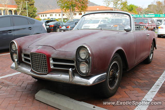 Facel Vega spotted in Malibu, California