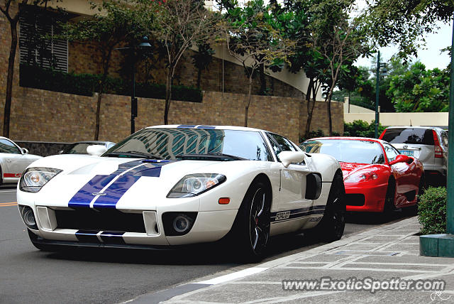 Ford Gt Spotted In Taguig City Philippines