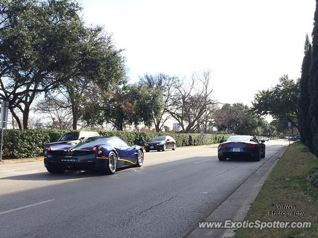Aston Martin One Spotted In Dallas Texas On Photo - Aston martin dallas