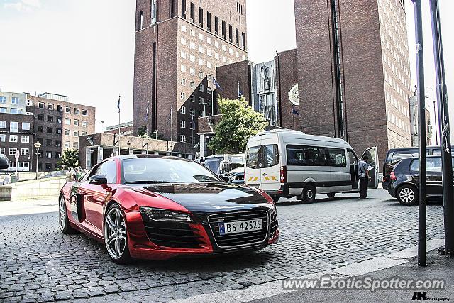 Audi oslo