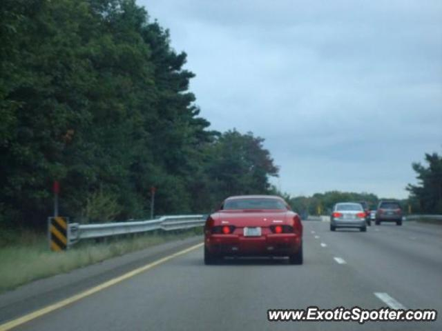 Qvale Mangusta spotted in Mansfield, Massachusetts