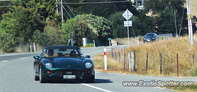 TVR Chimaera spotted in Blenheim, New Zealand