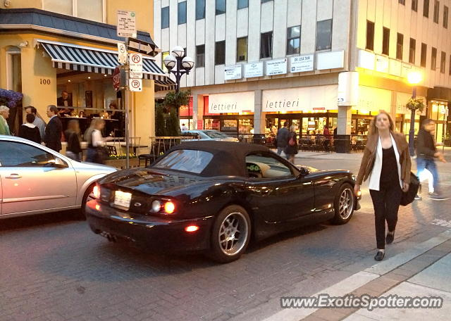 Panoz Esparante spotted in Toronto, Canada