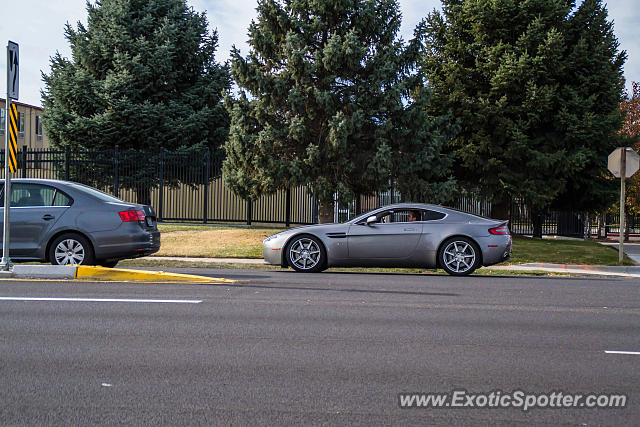 Aston Martin Vantage Spotted In Salt Lake City Utah On 01 17 2015