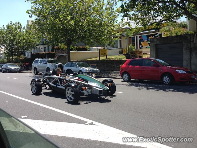 Ariel Atom spotted in Auckland, New Zealand
