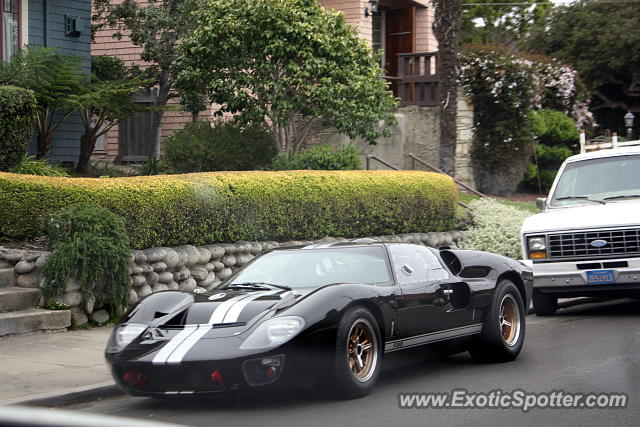 Ford GT spotted in Monterey, California