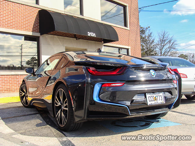 Bmw Of Atlanta >> Bmw I8 Spotted In Atlanta Georgia On 03 06 2015 Photo 2
