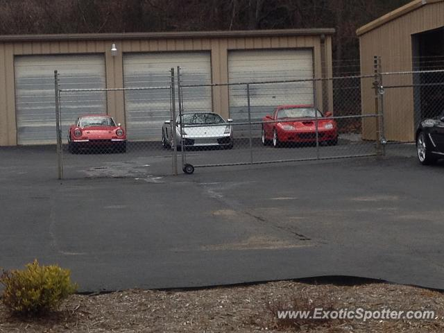 Ferrari 246 Dino spotted in Greenville, South Carolina