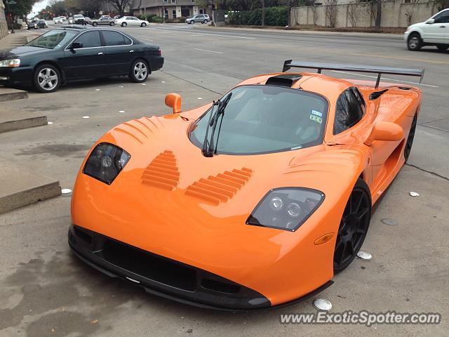 Mosler MT900 spotted in Dallas, Texas
