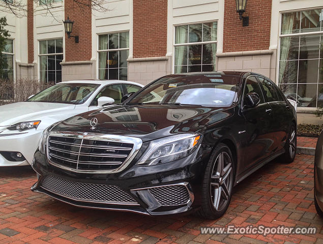 Mercedes s65 amg spotted in columbus ohio on 03 21 2015 for Mercedes benz columbus ohio