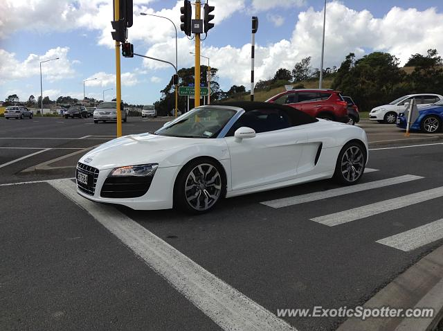 Audi R8 Spotted In Auckland, New Zealand