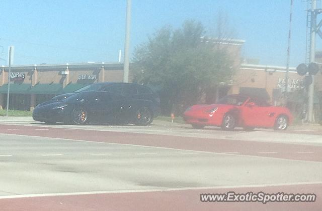 Mclaren MP4-12C spotted in Irving, Texas