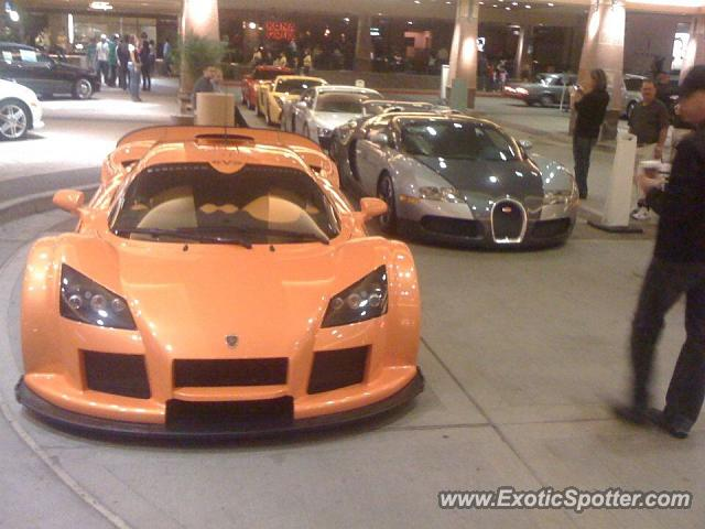 Gumpert Apollo spotted in Scottsdale, Arizona