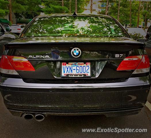BMW Alpina B7 Spotted In Charlotte, North Carolina On 04