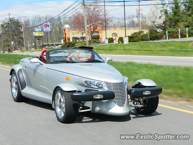 Plymouth Prowler spotted in Parsippany, New Jersey