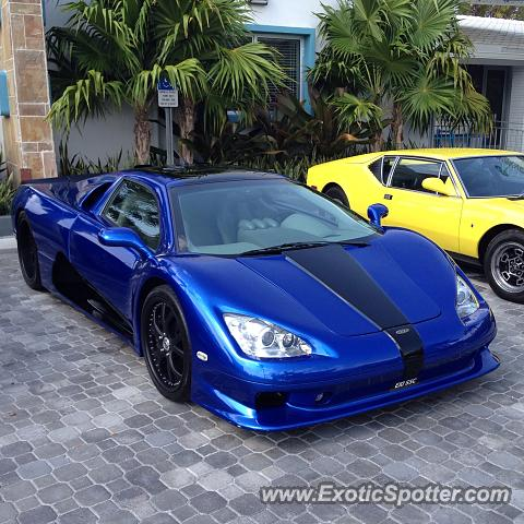 ssc ultimate aero spotted in miami florida on 04 25 2015. Black Bedroom Furniture Sets. Home Design Ideas