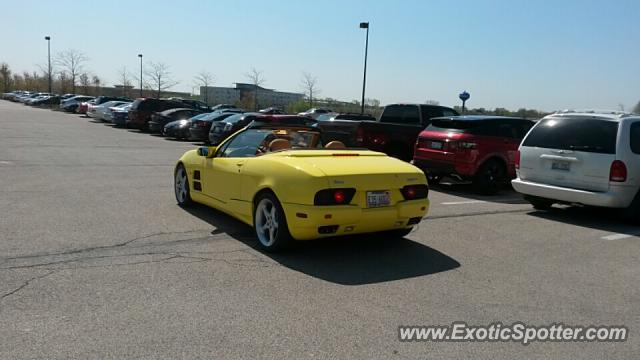 Qvale Mangusta spotted in Bolingbrook, Illinois