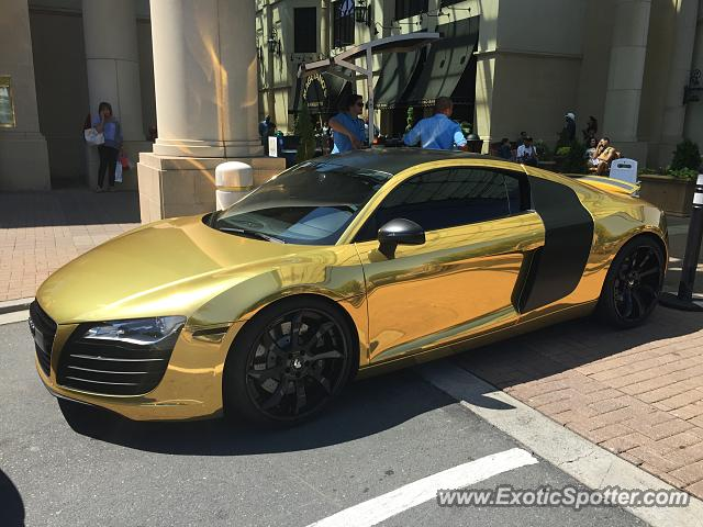 Audi R Spotted In Charlotte North Carolina On Photo - Audi charlotte