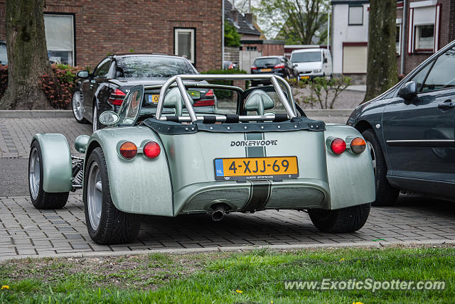 Donkervoort D8 spotted in Philippine, Netherlands