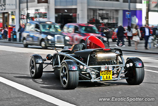 Ariel Atom spotted in London, United Kingdom
