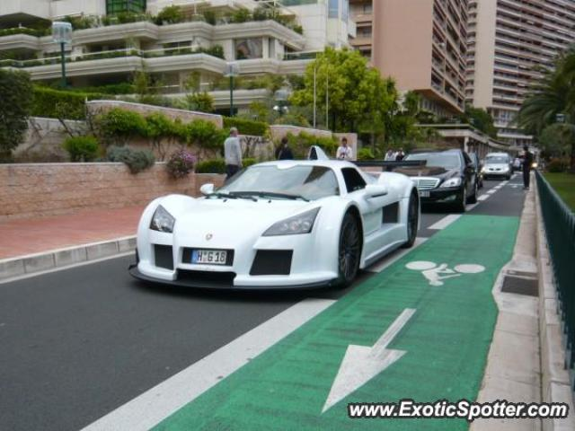 Gumpert Apollo spotted in Monaco, Monaco