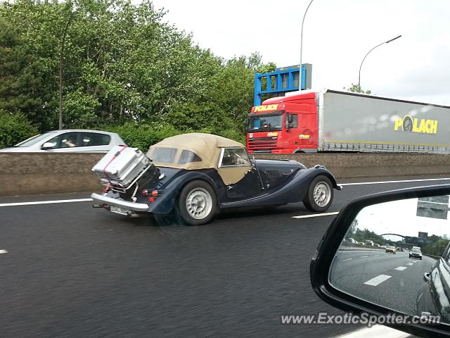 Morgan Aero 8 spotted in Luxembourg, Luxembourg