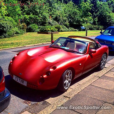 TVR Tuscan spotted in Exeter, United Kingdom