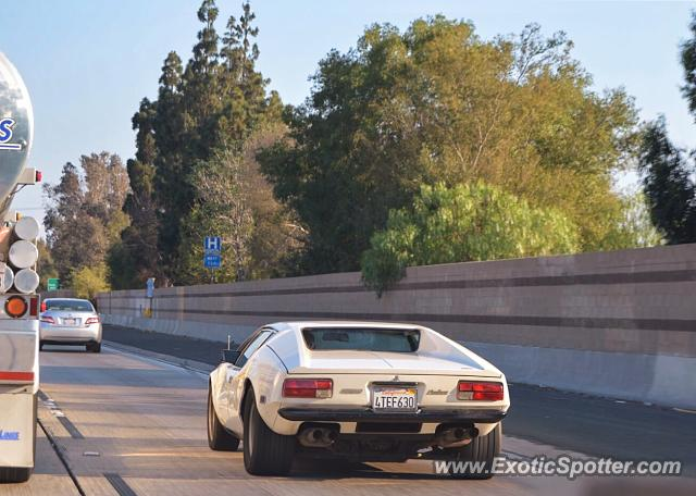 DeTomaso Pantera2 spotted in Van Nuys, California