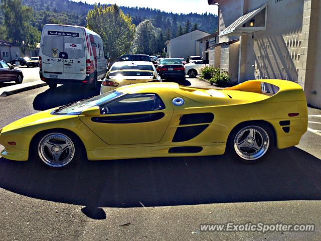 Vector M12 spotted in Issaquah, Washington
